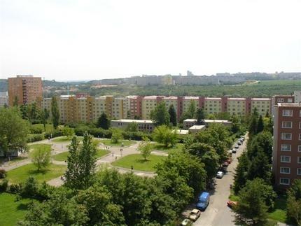 Ubytování v zelené části Prahy - Rezidence Topolová