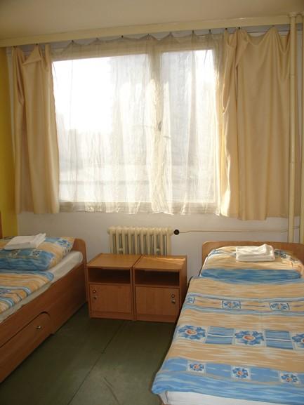 Levné ubytování - hostel Praha 10 - pokoj