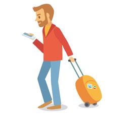 Levné ubytování v Praze pro jednotlivce či páry.