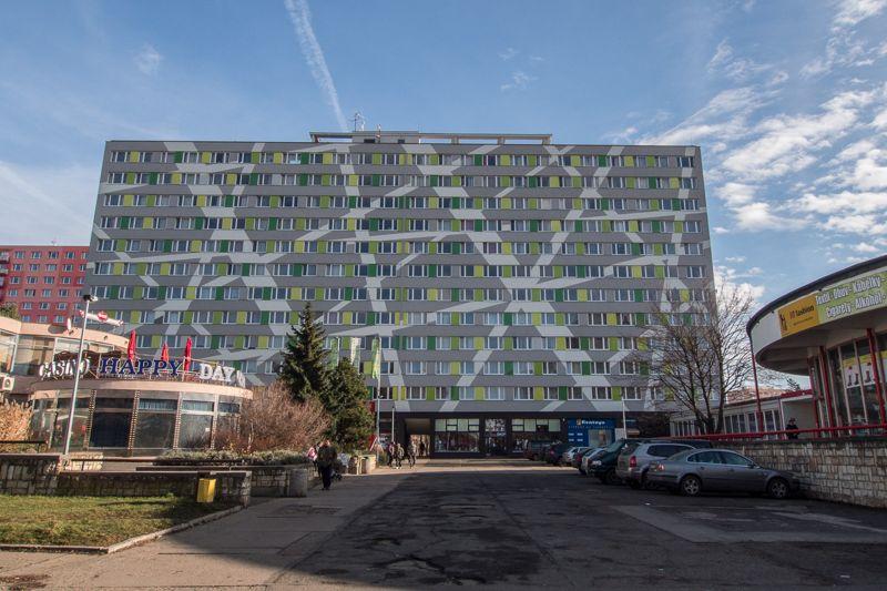 Levné ubytování Praha 10 - Prodej a pronájem bytů - Rezidence Topolová