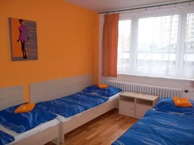 Levný penzion v Praze - Ubytování Praha 10 - Rezidence Topolová