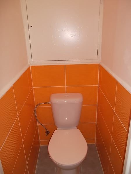 Levné ubytování Praha - penzion - toaleta