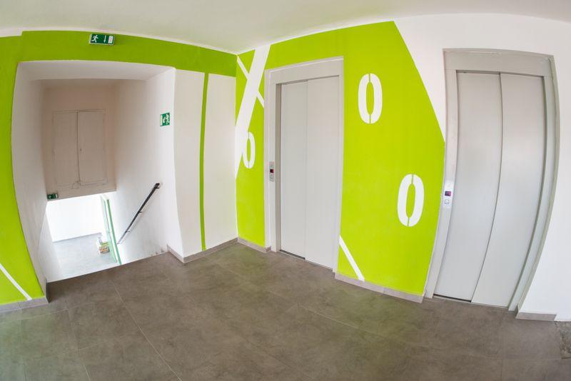 Levné ubytování a pronájem bytů v Praze 10 s výtahem