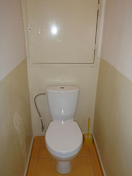 Levné ubytování v Praze - Apartmán 306 - toaleta