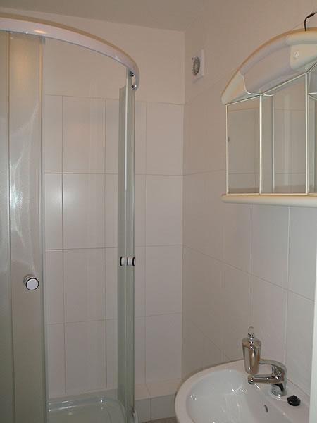 Levné ubytování v Praze - Apartmán 406 - koupelna