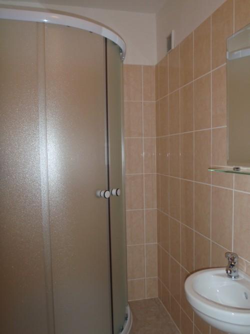 Levné ubytování v Praze - Apartmán 206 - koupelna