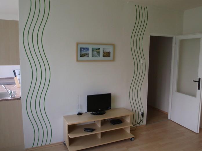 Levné ubytování v Praze - Apartmán 206 - s televizí